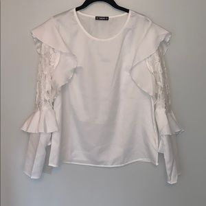 🌟Brand New white Blouse🌟